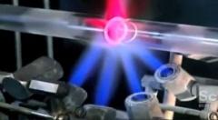 روند تولید کر فیبر نوری