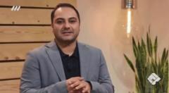 گزارش شبکه سه سیما از حضور شرکت فاطر در نمایشگاه تلکام